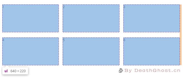 CSS Grid网格布局 repeat()