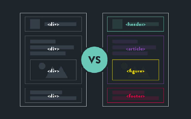 HTML5 语义元素合理运用  提高内容的可读性